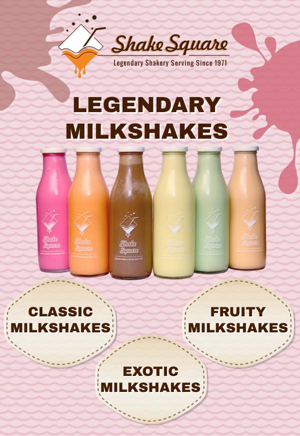 Legendary Milkshakes